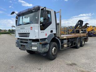 IVECO TRAKKER 310 camión caja abierta