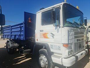 PEGASO 1217 HIAB 071 camión caja abierta
