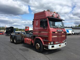 SCANIA R143  camión chasis