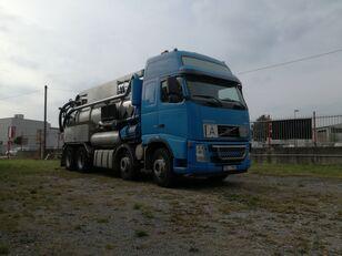 VOLVO FH 12.460 MANUAL camión cisterna
