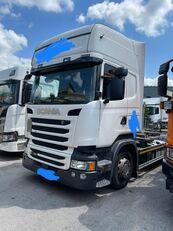 SCANIA R450 camión de contenedores