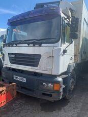 ERF ECM 2004/2003 BREAKING FOR SPARES camión frigorífico para piezas
