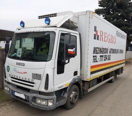 IVECO 80E17 camión frigorífico