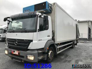 MERCEDES-BENZ Axor 1829 Manual Euro5 camión frigorífico