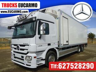 MERCEDES-BENZ ACTROS 25 46 camión frigorífico