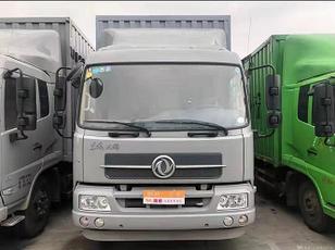 DONGFENG Cargo truck camión furgón