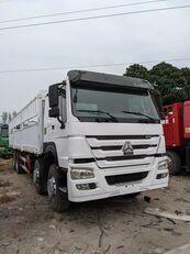 HOWO 336 HP 8x4 Drive Stake Body General Cargo Truck camión furgón
