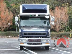 ISUZU Giga camión furgón