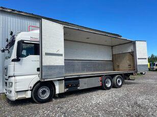 MAN TGX 26.440, 6x2 camión furgón