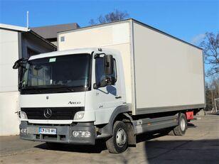 MERCEDES-BENZ Atego 818 kontener, 2012rok, EURO 5, AdBlue, DHOLLANDIA camión furgón