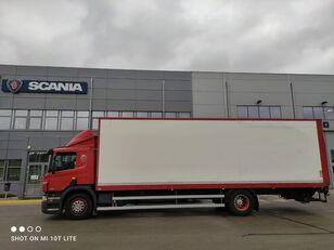 SCANIA P-270 4x2 250.tkm Original!!!  camión furgón