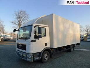 MAN TGL 8.180 4X2 BL camión furgón