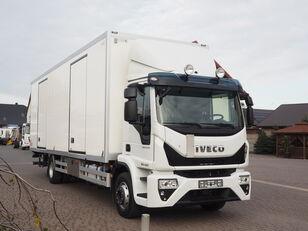 IVECO EUROCARGO 150E25 EURO 6 NOWY MODEL IZOTERMA 21 PALET camión isotérmico