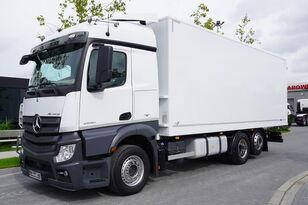 MERCEDES-BENZ Actros 2540 container / 6 x 2 / 18 EP camión isotérmico