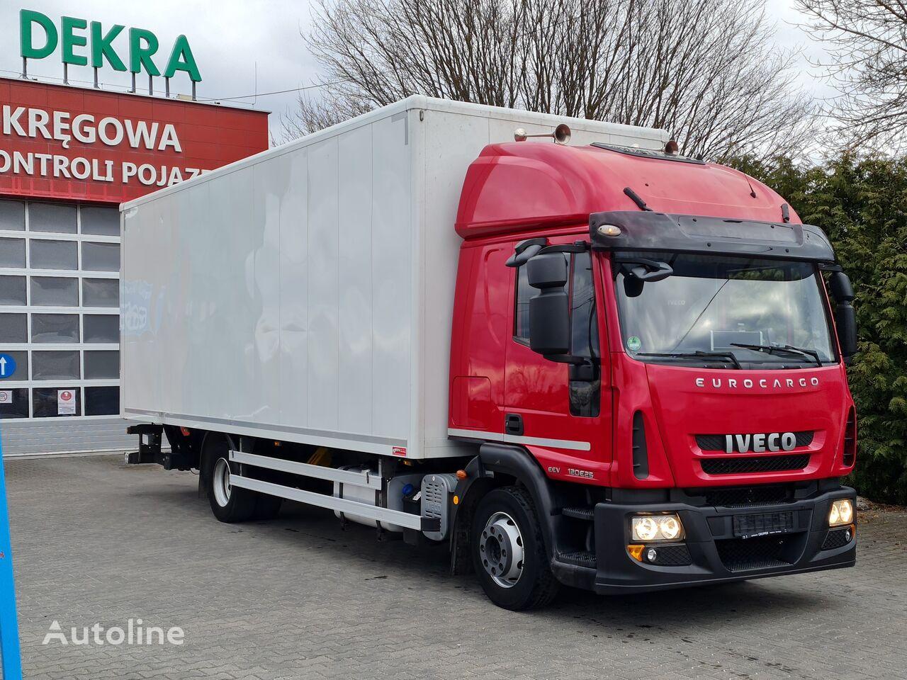 IVECO 12.250 camión isotérmico
