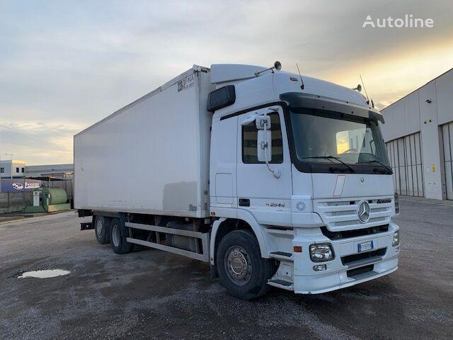 MERCEDES-BENZ ACTROS 2544 CASSONE ISOTERMICO LAMBERET camión isotérmico