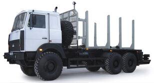 MAZ 6317Х9-444 (6x6) camión maderero