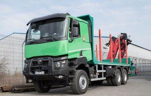RENAULT K 520 P HEAVY camión maderero nuevo