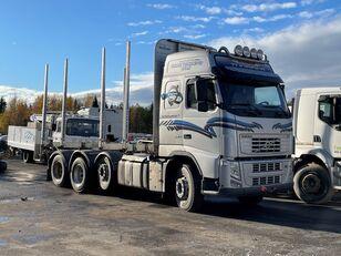 VOLVO FH camión maderero