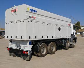 TEKFALT basFALT Binding Agent Spreader camión militar nuevo