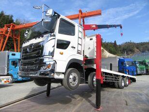 HINO PROFIA camión plataforma