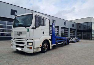 MAN TGA 18.400 (1273) camión portacoches