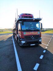 MERCEDES-BENZ Actros1840 Kässbohrer Metago camión portacoches