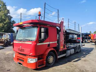 RENAULT Premium 410 DXI Autotransporter ROLFO, Laweta, Lohra camión portacoches