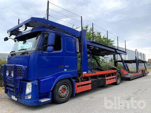 VOLVO FH 460 camión portacoches