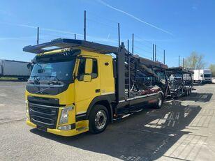 VOLVO FM 460 Supertrans  Komp Bj 02/2016 2x Vorhanden  camión portacoches