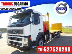 VOLVO FM12 380 camión portacoches