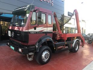 MERCEDES-BENZ SK II 1831 camión portacontenedores