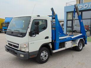 MITSUBISHI FUSO CANTER 7C18 camión portacontenedores