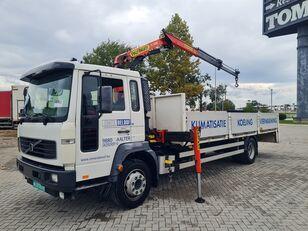 VOLVO FL220.12 / PK 7000A / NL brief camión tienda