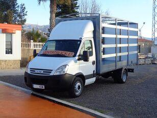 IVECO 65C18 FRUTERA  camión toldo
