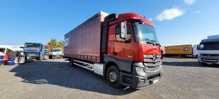MERCEDES-BENZ ACTROS 1832 camión toldo