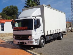 MERCEDES-BENZ ATEGO 1224 TAULINER  camión toldo
