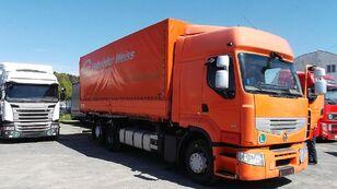 RENAULT PREMIUM 460 camión toldo