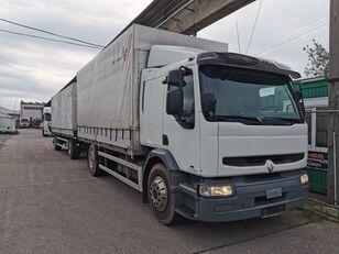RENAULT Premium 300 Pritsche camión toldo