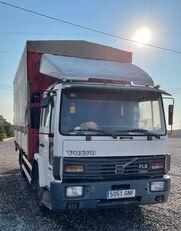 VOLVO FL6 14 camión toldo
