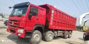 HOWO 375 camión toldo