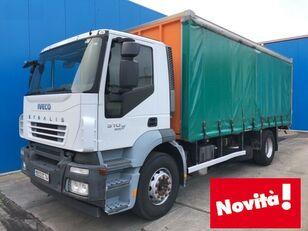 IVECO STRALIS 190S31 camión toldo