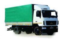 MAZ 534026 camión toldo nuevo