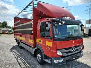 MERCEDES-BENZ Atego II 818L camión toldo