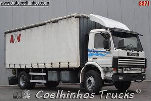 SCANIA 93M 230 camión toldo