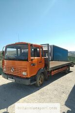 RENAULT Midliner S120 left hand drive electric winch 7.7 ton grúa portacoches