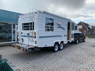 Shadowcruiser 5th wheel be  caravana
