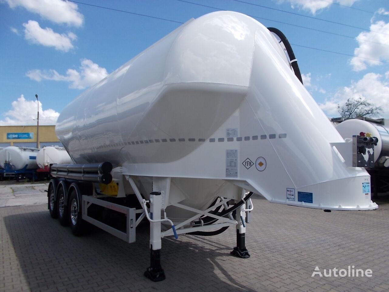 cisterna de cemento FELDBINDER EUT 37.3 ODBIÓR NATYCHMIASTOWY !!!! nueva