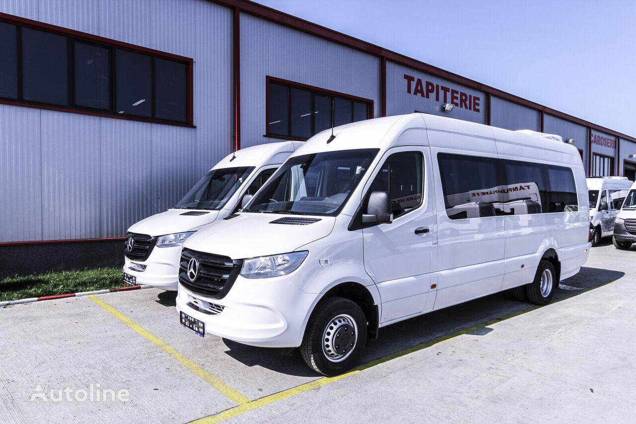 furgoneta de pasajeros MERCEDES-BENZ Idilis 519 19+1+1 *COC* Ready for delivery nueva