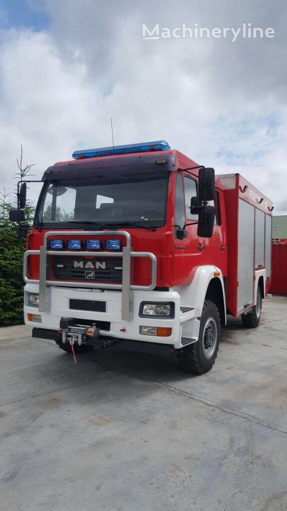 camión de bomberos MAN